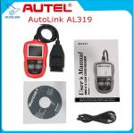 China Auto Diagnostic DIY Code Reader Autel AutoLink AL319 OBD2 Code Scan Tool Autel Car Scanner Update On Official Website wholesale