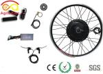 Kit électrique moderne de moteur de hub de bicyclette avec le contrôleur 500w intelligent