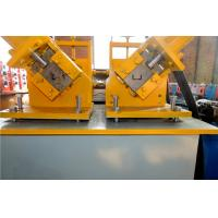 Drywall Light Steel Galvanized Metal Stud Keel and Track Making Machine