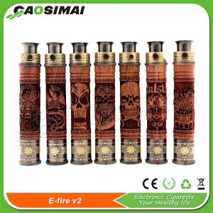 China 2014 hot high quality updated version vaporizer pen E fire v2 E-Fire on sale