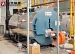 Horizontal Gas Steam Boiler 8 Ton 5 Ton 3 Ton Per Hour For Laundry