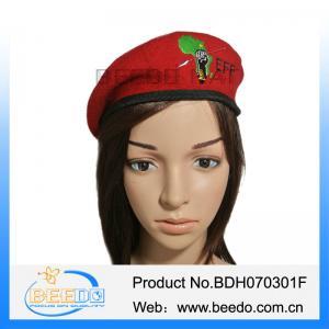 100% Wool beret caps army beret caps for sale – beret hat ... e4eb83c46d1
