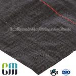 High tenacity PP woven geotextile for agriculture production weed mat fabric
