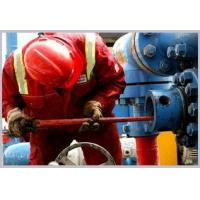 Professional Oil Block Evaluation Team And Specialized Drilling Service Worker