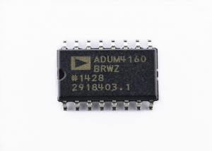 China 5000Vrms 2 Channel IC Electrical Component , Circuit Board Chips ADUM4160BRWZ on sale