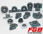 FGB pillow block bearing series ucp, ucf, ucfl, ucfc, uct