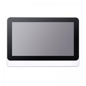 China 12 Inch Tft Lcd Touchscreen Monitor 300 Nits Brightness DC 12V With VGA DVI HDMI on sale