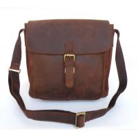Men Style Crazy Horse Leather Style Men