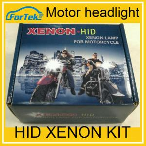 China Mini motorcycle hid projector headlights H6M/BA20d/H4/H7 6000K/8000K 35W/55W on sale