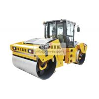 Hydraulic Double Drum High Frequency Vibratory Road Roller XD123