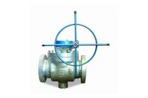China Passed Firesafe Test to API 6FA and Butt-welded Connection Top Entry Ball Valve on sale