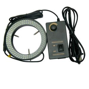 China 81mm Microscope Ring Lamp Compact Appearance Led Ring Light Illuminator on sale