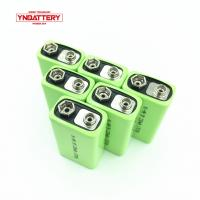 NI-MH battery 6F22 size 9v rechargeable 230mAh low self-discharge battery