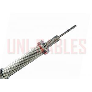 China Power Transmission AAAC Conductor All Aluminium Alloy 6201 - T81 Overhead Line on sale