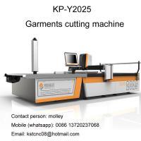 Auto Gerber Cutter 2m Cloth Sample Cutting Machine For Ladies Fashion Dresses