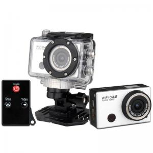 China 5.0MP WDV5000 Full HD 1080P Underwater Action Sport Camera CAM WiFi DV Camcorder WIFI on sale