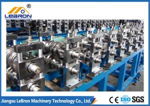 China Custom Cable Tray Manufacturing Machine Mitsubishi Brand PLC Control System on sale