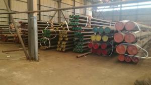 China Heavy Wall Seamless Welded Carbon Steel Pipe A/SA106B/C A/SA53B Standard Long Lifespan on sale