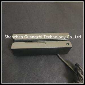 China Mini Rfid Card Reader , Magnetic Stripe Card Reader For Restaurant Cash Register on sale