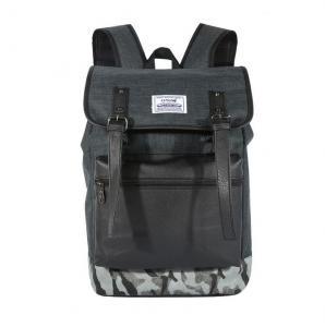 China 2016 Korean version of men's casual bag student backpack computer bag shoulder bag on sale
