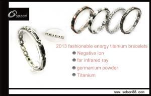 China Pulsera magnética GT-042 de las pulseras titanium magnéticas de la venta de Hote bio on sale