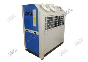 China Mini Portable Tent Air Conditioner 14.5KW 5HP Mobile Type For Outdoor Events on sale