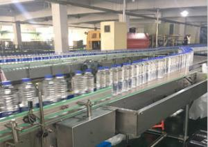 China High Efficiency Beverage Automatic Packing Machine Automated Packaging Equipment on sale