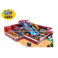 Anti - Crack Funny Soft Indoor Playground Equipment With 1 Year Warranty