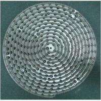 Silver White Tungsten Rhenium Wire MOCVD Heater Filaments Customized Size