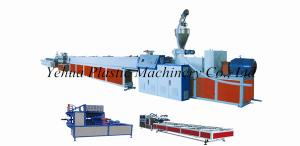 China good quality low price pvc pipe machine extrusion line production machine manufacturing plant for sale on sale