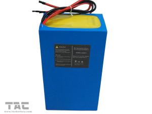 China 20Ah LiFePO4 Electric Bike Battery Pack 48V Electric Car Batteries High Power on sale