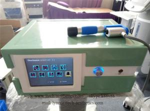 China 2018 New Hot Selling Ultrasound Shockwave Acoustic Wave Therapy Machine on sale