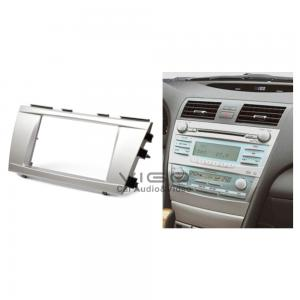 China Auto Car Radio Fascia for Toyota Camry Stereo Facia Trim Dash Installa Kit 07-003 on sale