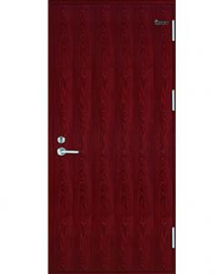 China Wooden Fire rated flush Door on sale