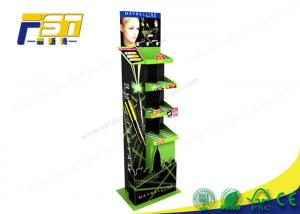 China Free Standing Cosmetic Pop Counter Displays , Pop Up Display Stands Resuable on sale