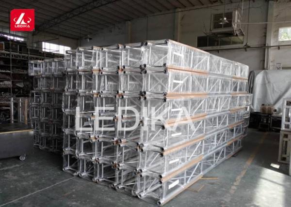 290mm Aluminum Spigot Truss Structure / Event Round Lighting