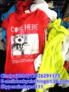 China good quality well sorted tropical mix korea used clothing on sale