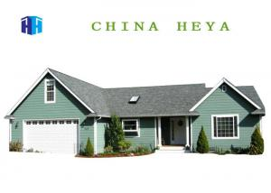 China Luxury Pre Built Modern Homes , 4 Bedroom Modular Homes Customized Size on sale