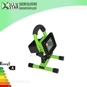 China ip65 work lamp 10W Rechargable LED Flood Light emergency outdoor light USB charge phone on sale