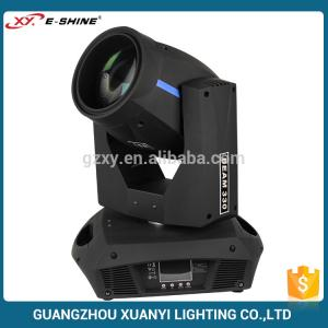 China Dmx512 , 6 In 1 Amber Moving Head Light 7 / 10 Channels For KTV Nightclub on sale