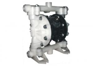 China PVDF air - operated double diaphragm pump for automotive wash , lube , oil on sale