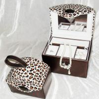 leatheroid jewelry boxes,set jewelry box,jewellery case