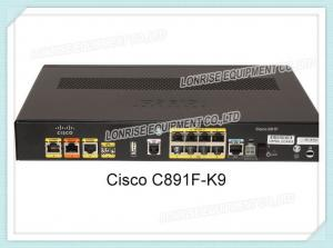 China Cisco Router C891F-K9 1 SFP 4 POE Security Wireless Controller AVC WAN on sale