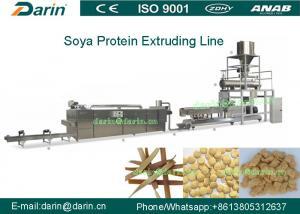 China La haba de soja saca extrusor gemelo de la máquina on sale