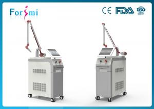 China 3 wave length Q-switched nd yag laser machine for All tattoo colors removal on sale