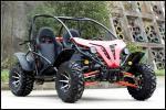 China 250cc Go Kart Dune Buggy Racing Kart For Adult With 2 Big Head Lights wholesale