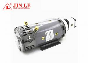 China 127mm OD 24 Volt Hydraulic Pump And Motor 4.0KW CW S2 Duty Rotation on sale