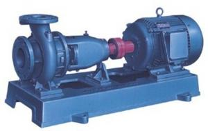 China IH chemical centrifugal pump on sale
