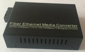 China 100M/1000M Ethernet Fiber Media Converter Gigabit Fiber media converter Megapixel IP camera to fiber converter on sale