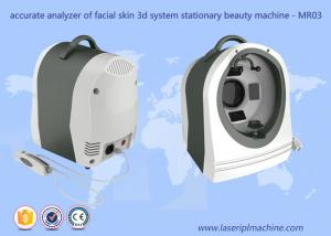 China Facial Skin Home Use Beauty Device 3d System Stationary Beauty Machine on sale